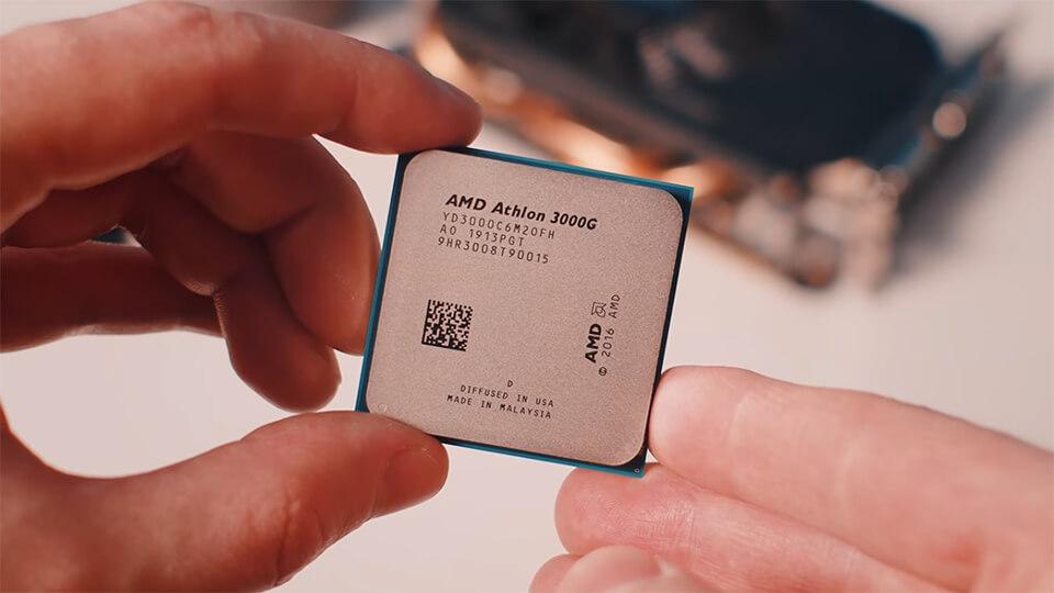 Novyj Athlon 3000 test bjudzhetnoj novinki