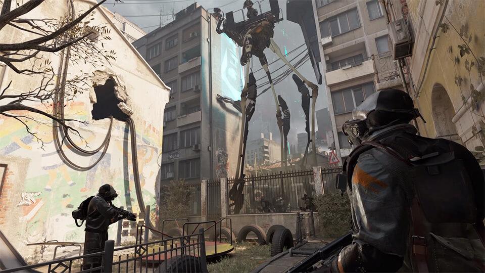 Pervyj trejler Half-Life Alyx