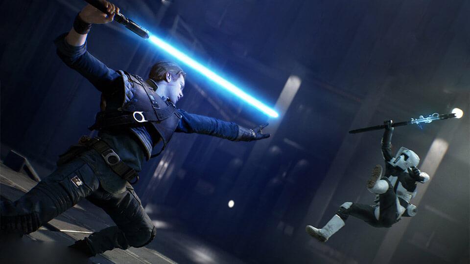 Star Wars Jedi Fallen Order na slabom PK