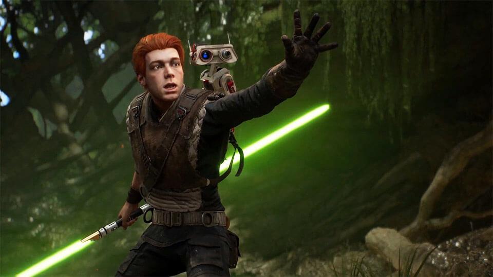 Star Wars Jedi Fallen Order prohozhdenie