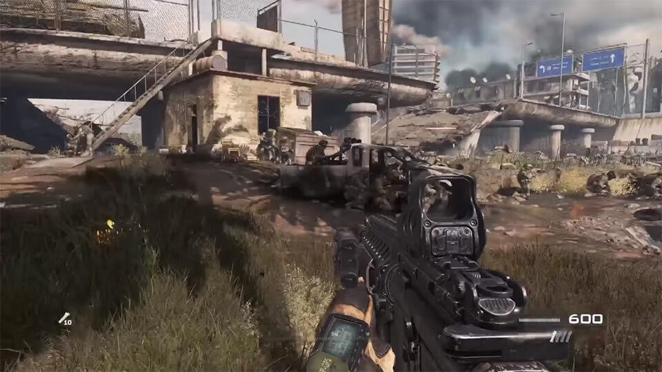Call of Duty: Modern Warfare 2 remastered sistemnye trebovanija