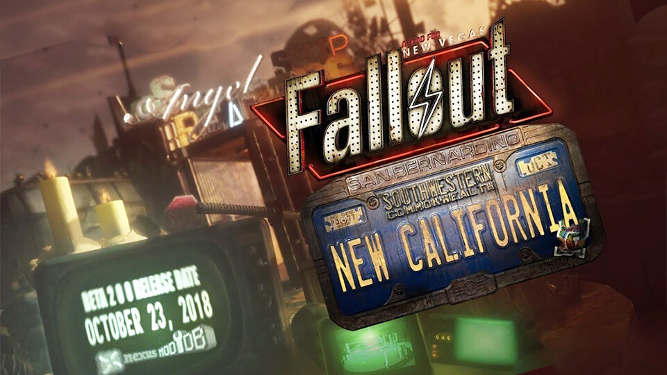 Fallout New California skachat' torrent