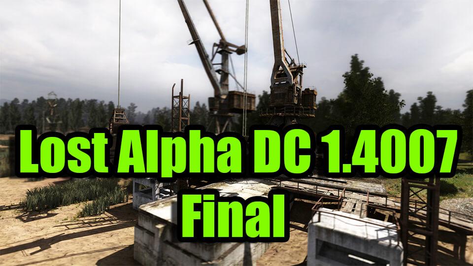 Lost Alpha DC 1.4007 Final скачать торрент