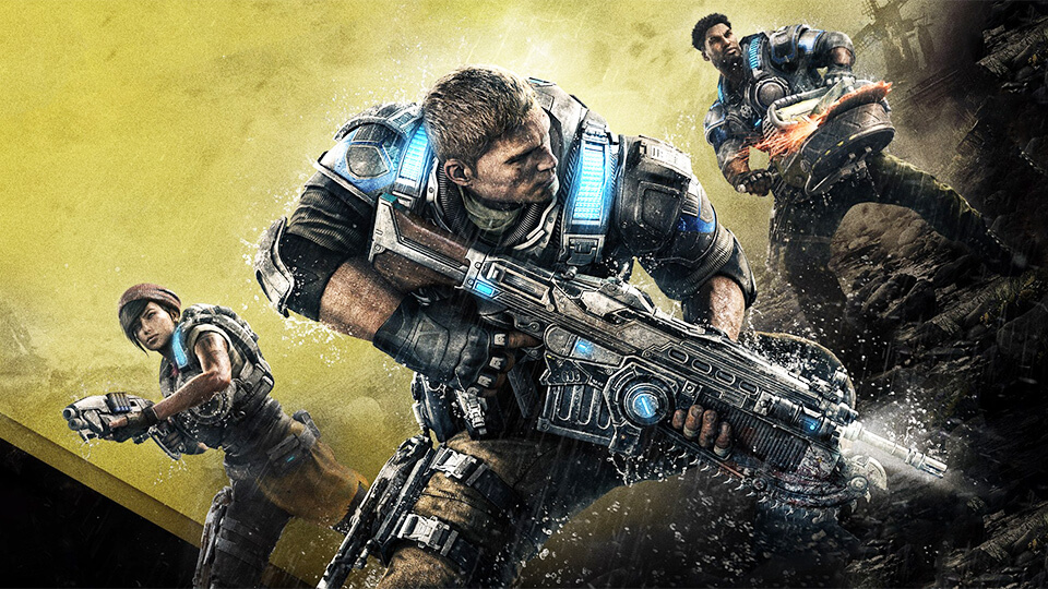 Nastrojka i optimizacija Gears of War 4 i ssylka gde skachat'