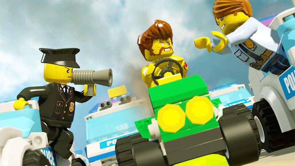 LEGO City Undercover na slabom PK