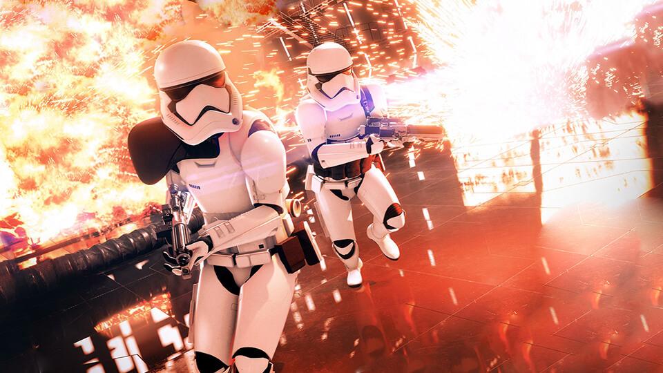 Test nastrojka optimizacija STAR WARS Battlefront 2 na slabom PK