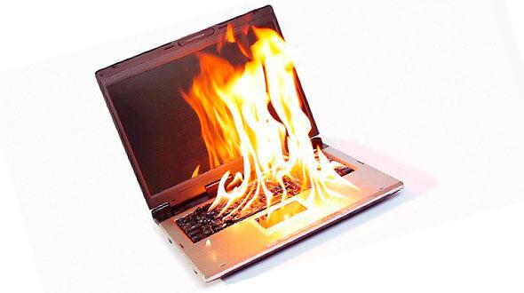 Как охладить процессор в ноутбуке