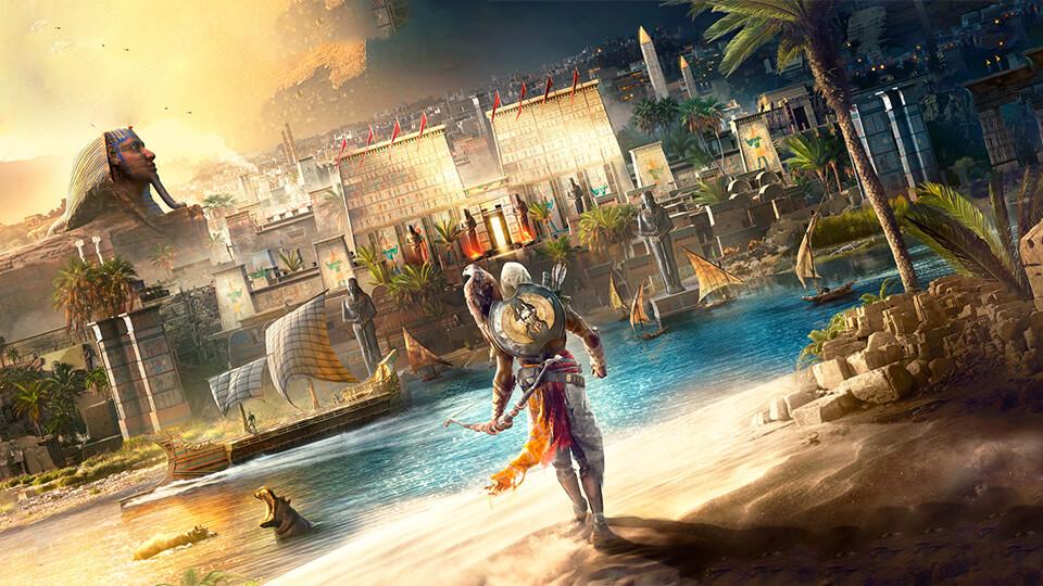 Assassin's Creed Origins sistemnye trebovanija