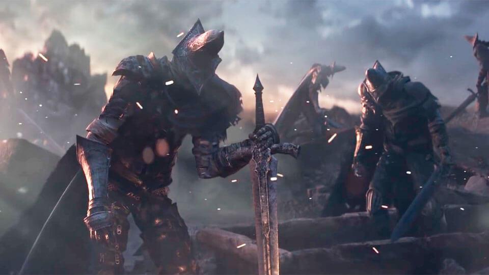 3 часа нового игрового процесса Dark Souls 3