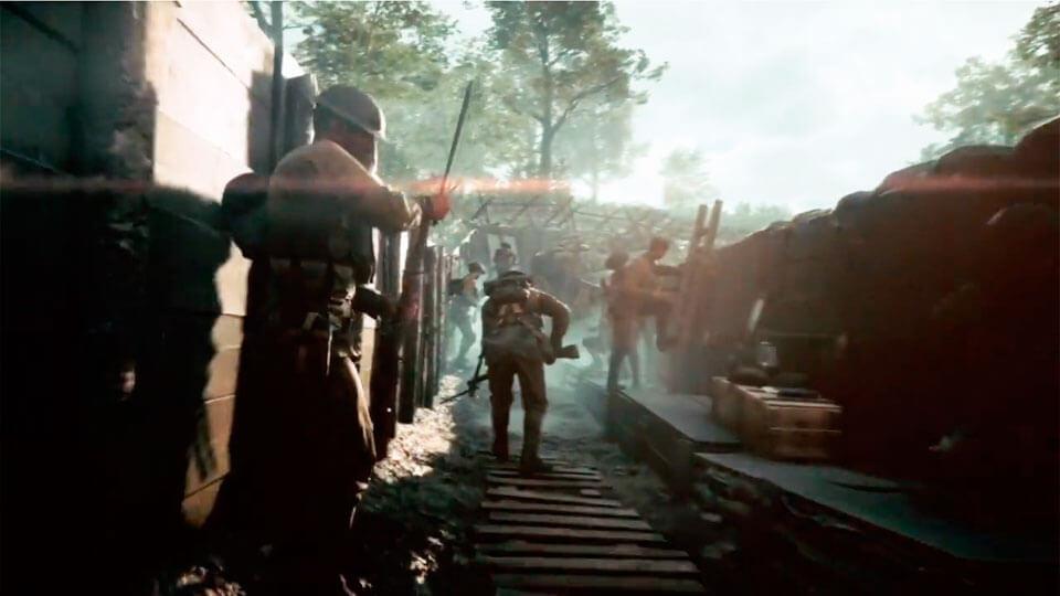 Battlefield 1 дата выхода