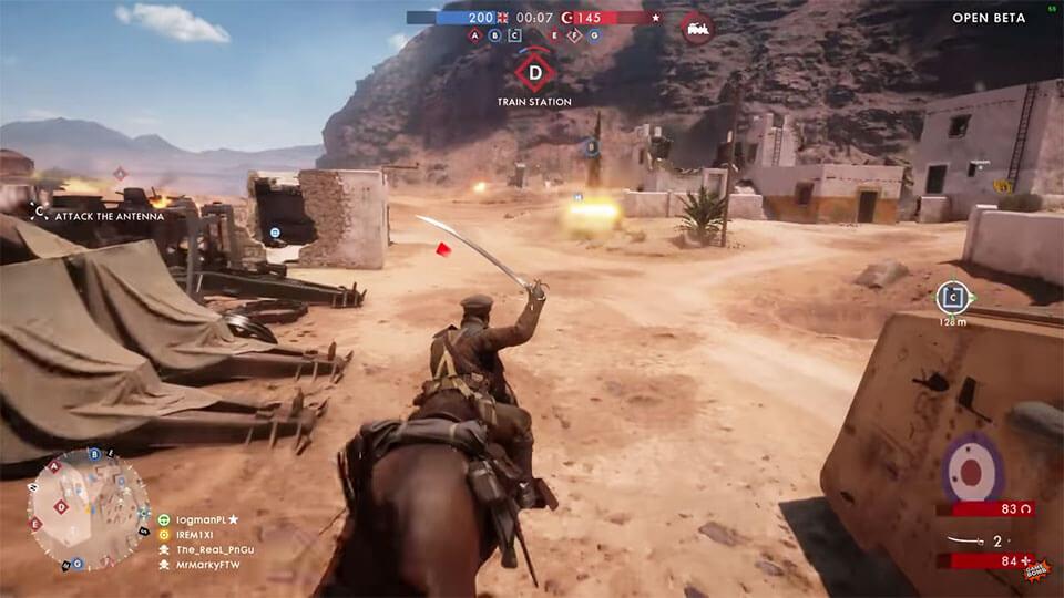 Battlefield 1 получил обновление «Тень гиганта»