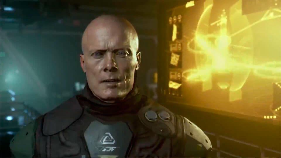 Call of Duty: Infinite Warfare стартовал с тизера