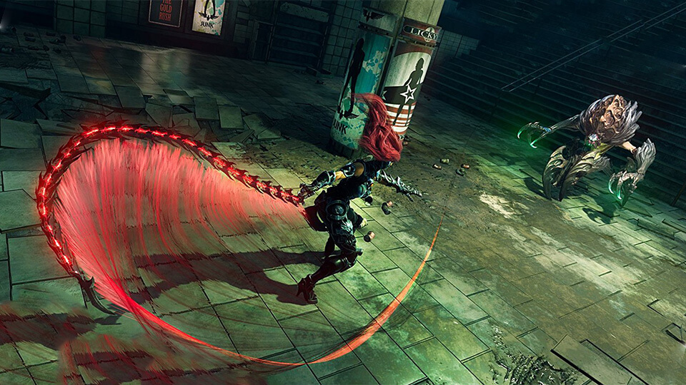 Darksiders 3 системные требования и дата выхода