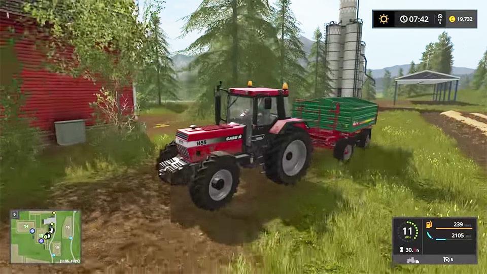 Farming Simulator 2017 вылетает при покупке животных, не запускается, ошибка, добавить музыку