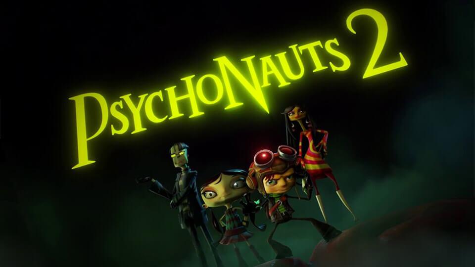 Psychonauts 2 data vyhoda