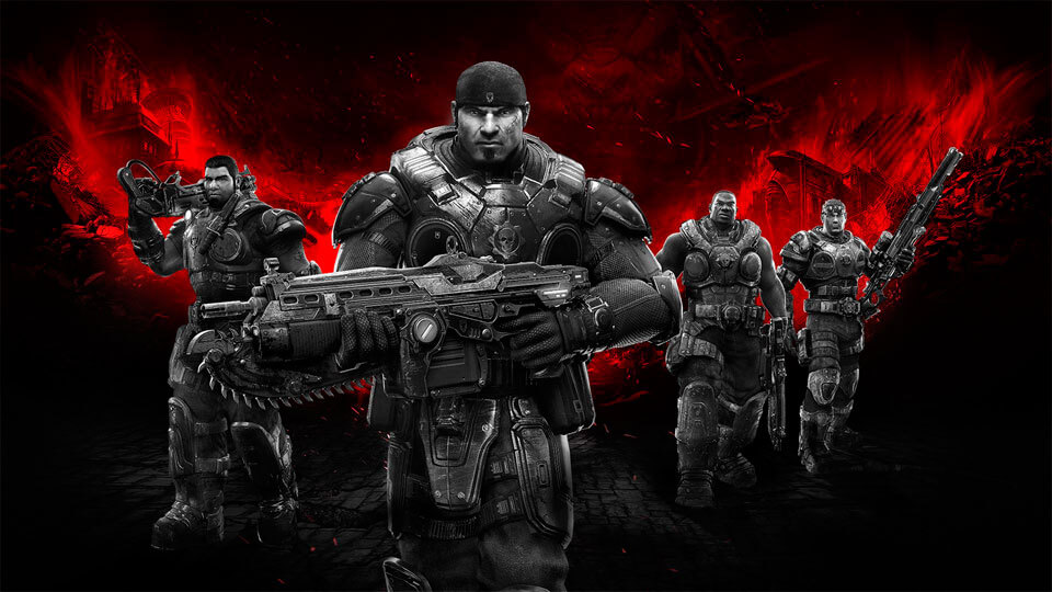 Переиздание Gears of War: Ultimate Edition для PC