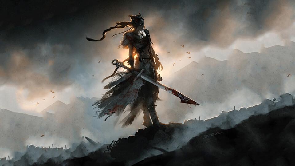 Po Hellblade: Senua's Sacrifice vypustili reliznoe video
