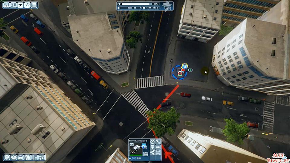 Police Tactics: Imperio симулятор шефа полиции
