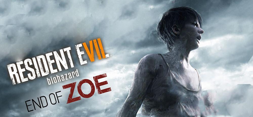Resident Evil 7: Biohazard - End of Zoe obzor