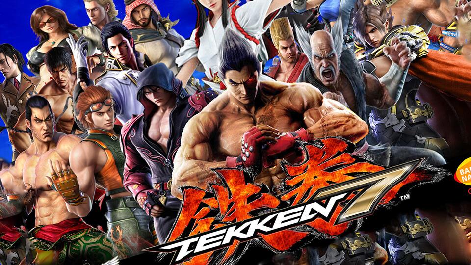 Tekken 7 системные требования