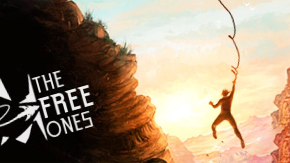 The Free Ones krasivyj platformer ot pervogo lica