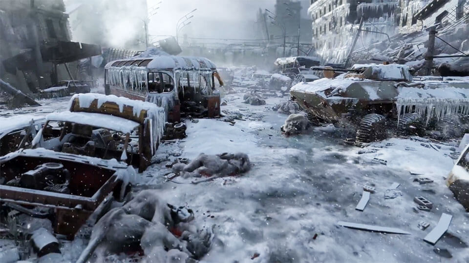 Официальный анонс Metro Exodus