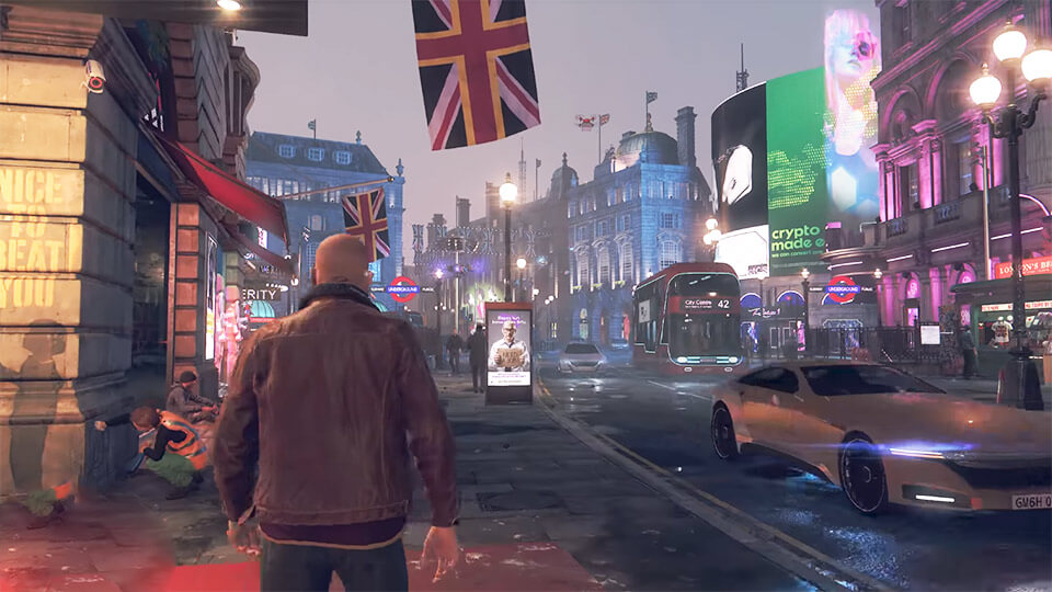 Watch Dogs Legion data vyhoda