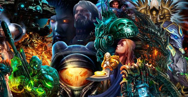 Переиздание Starcraft, Warcraft 3 и Diablo 2