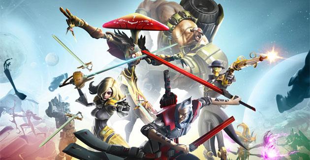 Выход Battleborn отложен на май 2016 года