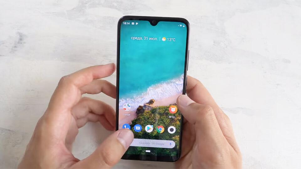 Xiaomi Mi A3 harakteristiki i obzor