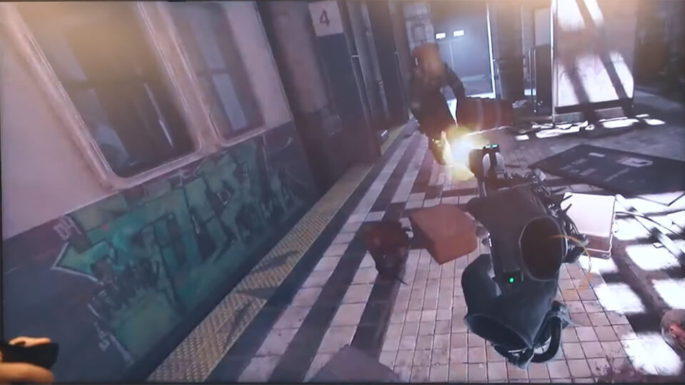 Half-Life Alyx trejler 10 minut testa mehanik igry