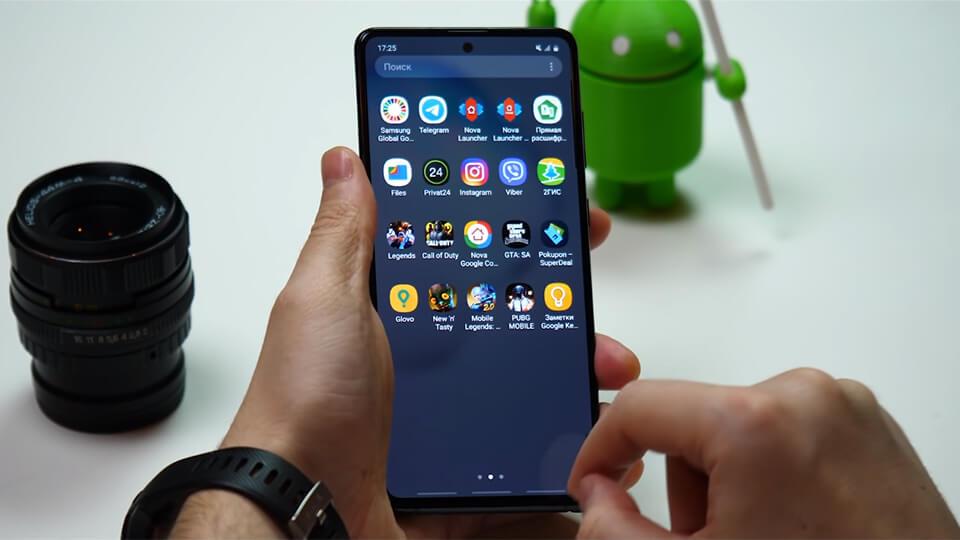 Galaxy Note10 Lite характеристики, цена, обзор
