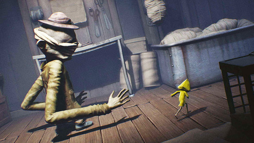 Little Nightmares na slabom PK