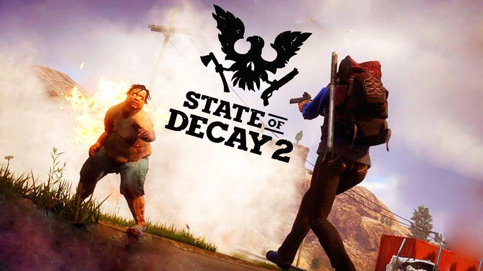 State of Decay 2 na slabom PK