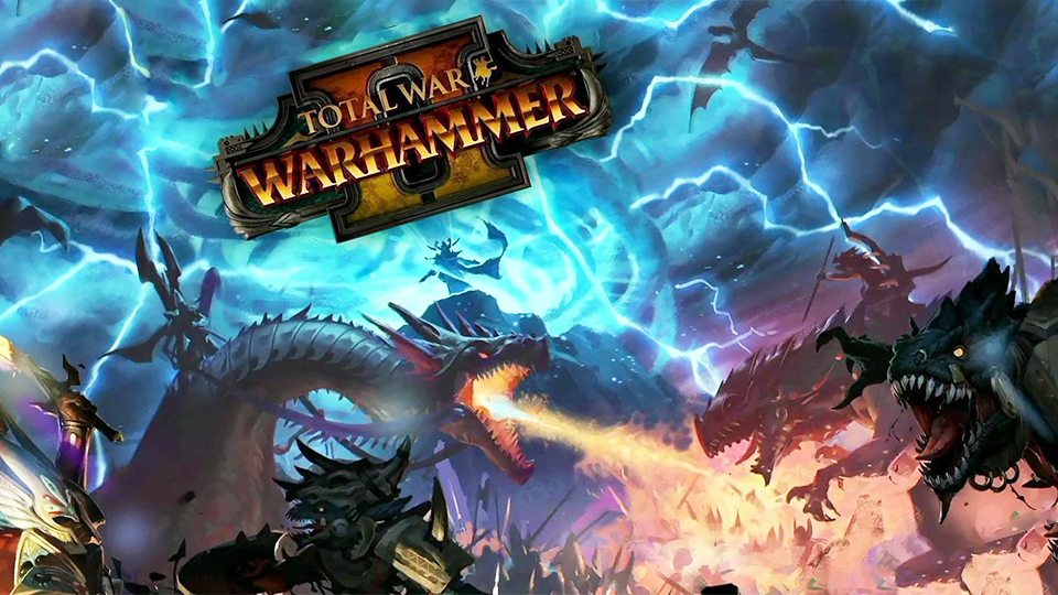 Тест настройка оптимизация Total War - WARHAMMER 2 на слабом ПК