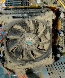 Очистка компьютера