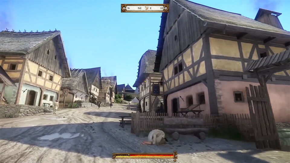 Kingdom Come: Deliverance top 6 krutyh osobennostej igry