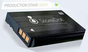 Минута на зарядку аккумулятора от StoreDot