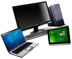 Прогнозируемый спад спроса на ноутбуки и планшеты наступил
