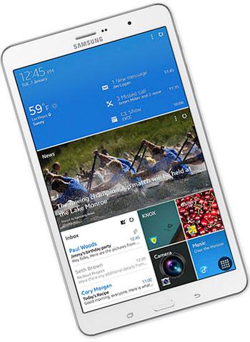 Samsung добавит в планшет сканер сетчатки глаза