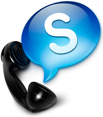 Skype через браузер