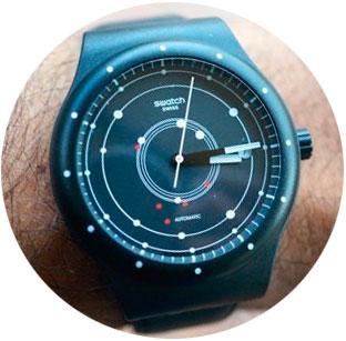 Swatch не понадобится зарядка