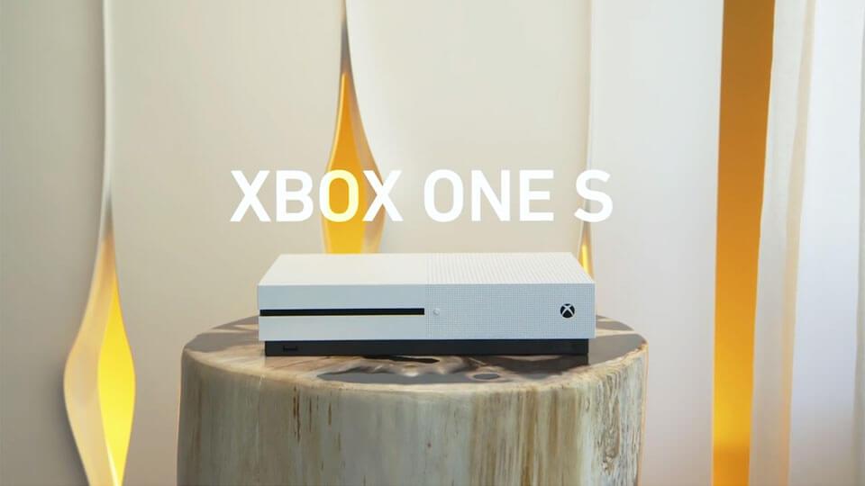 Xbox One S дата выпуска, цена и описание