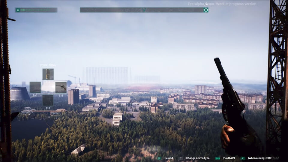 Chernobylite novye 35 minut gejmpleja
