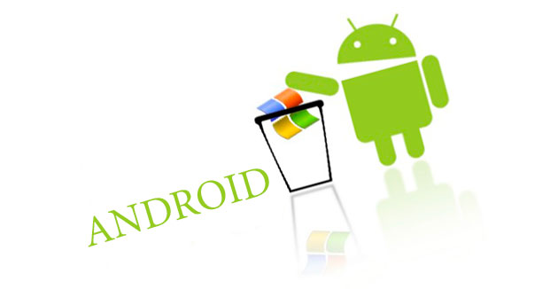Android опередил Windows