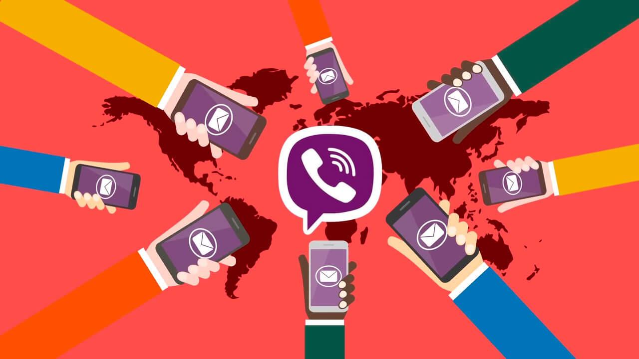 В Viber ввели шифрование