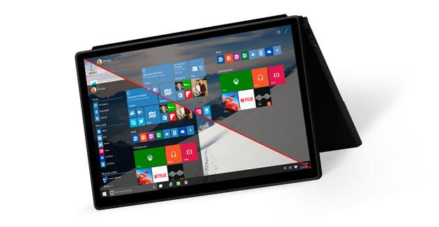 Консультанты советует отказаться от Windows 10