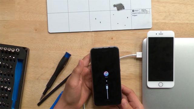 Apple частично исправила ошибку 53