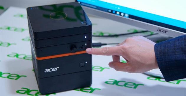 Acer Revo Build - компьютер в виде блоков