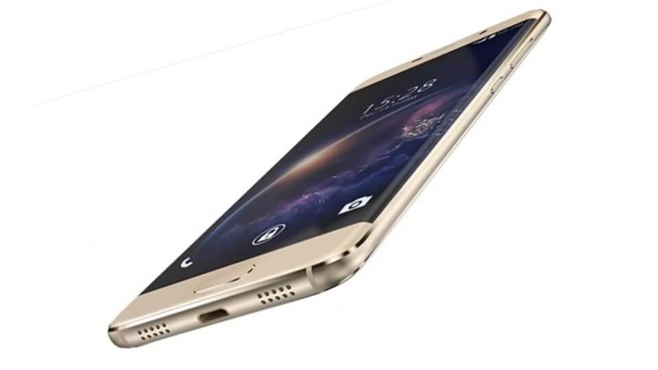 Безрамочный Elephone S7